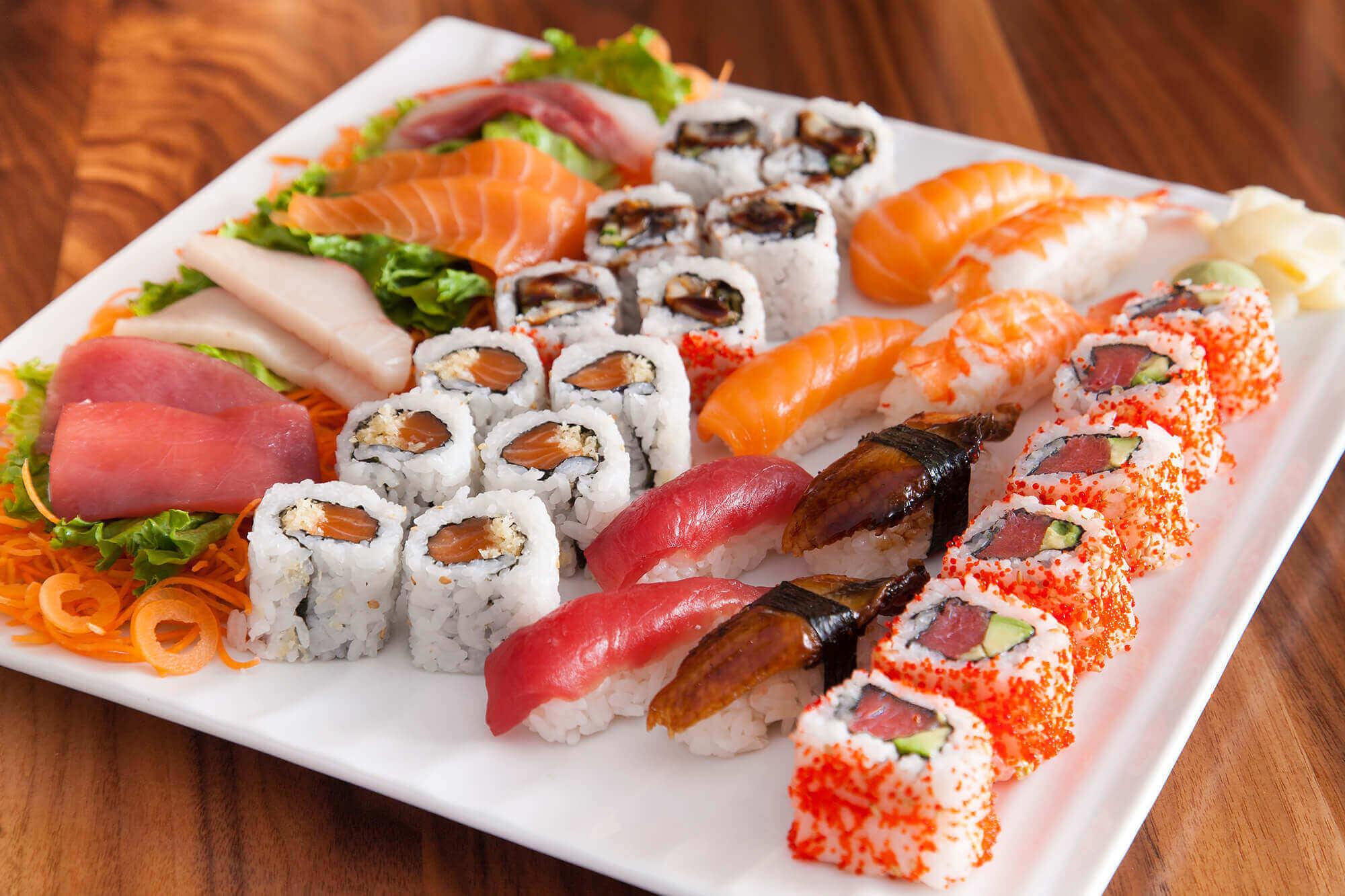 Bilderesultat for sushi
