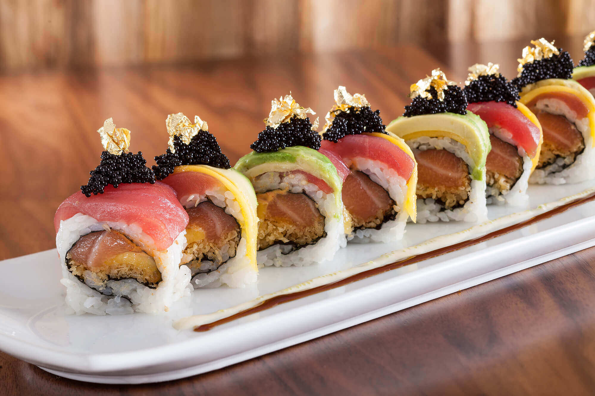 Japanese Restaurant Nyc Haru Sushi