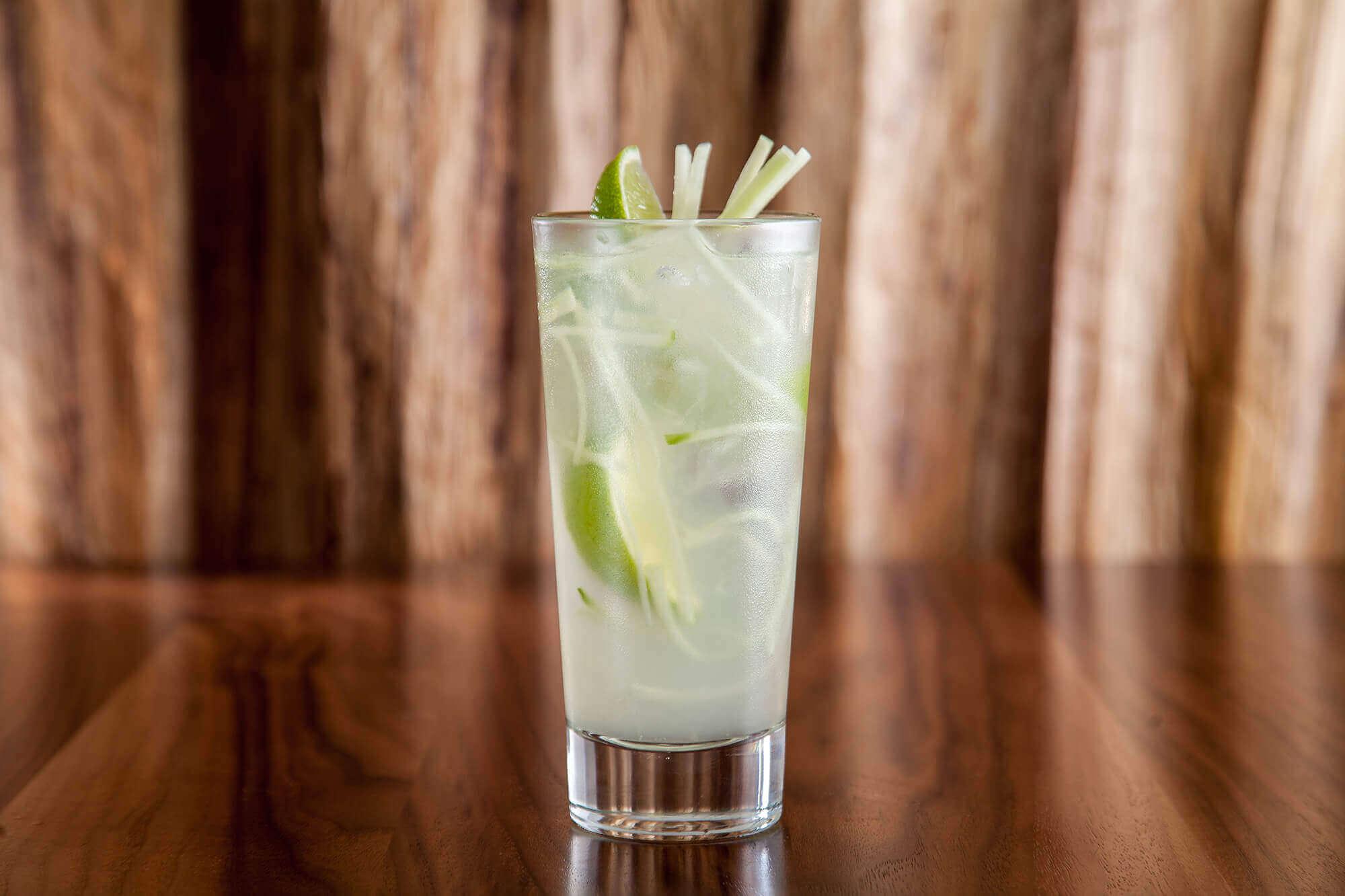 Elderflower Cucumber Crush